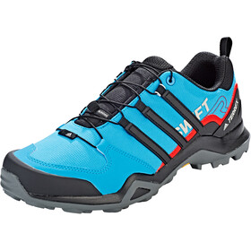 adidas TERREX Swift R2 Shoes Men shock cyan/core black/active red